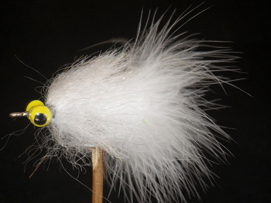 Nick Nortje's brush fly